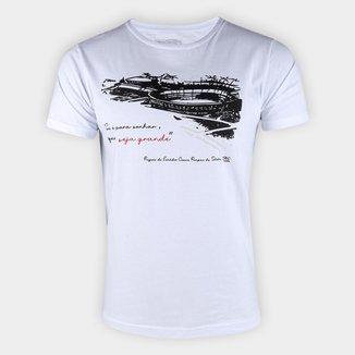 Camiseta São Paulo Cícero Pompeu de Toledo Masculina