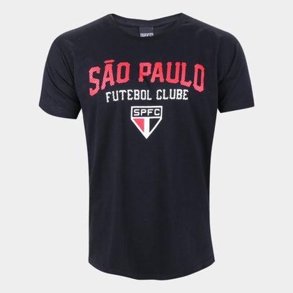 Camiseta São Paulo College Masculina