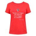 Camiseta São Paulo Corazón Feminina