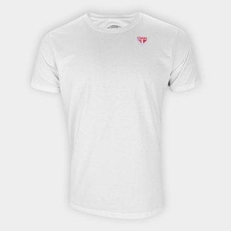 Camiseta São Paulo Emblem Masculina