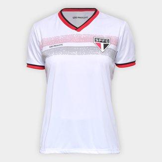 Camiseta São Paulo Evoke Feminina