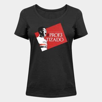 Camiseta São Paulo Hernanes o Profeta - Feminina