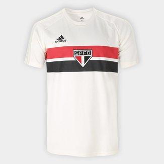 Camiseta São Paulo Icon Adidas Masculina