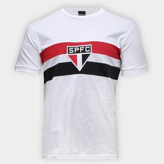 Camiseta São Paulo Retrô 1970 Masculina