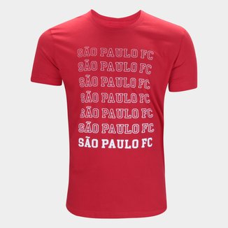 Camiseta São Paulo Tático Retrô Mania Masculina