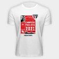 Camiseta SPFC Campeão Paulista 2021 Masculina