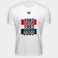 Camiseta SPFC Tri 92 93 05 Masculina