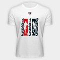 Camiseta SPFC Tri Campeão Glória Eterna Masculina