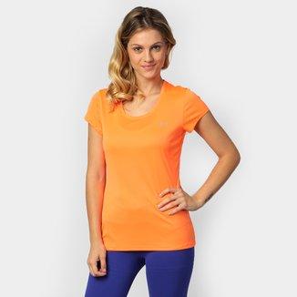 Camiseta Under Armour Flyweight Com Proteção UV Feminina