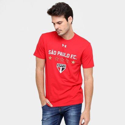 Camiseta Under Armour São Paulo