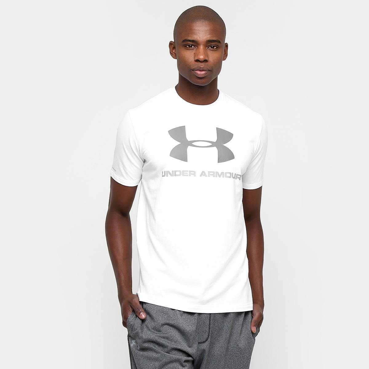 955cd6173d Camiseta Under Armour Sportstyle Logo Masculina