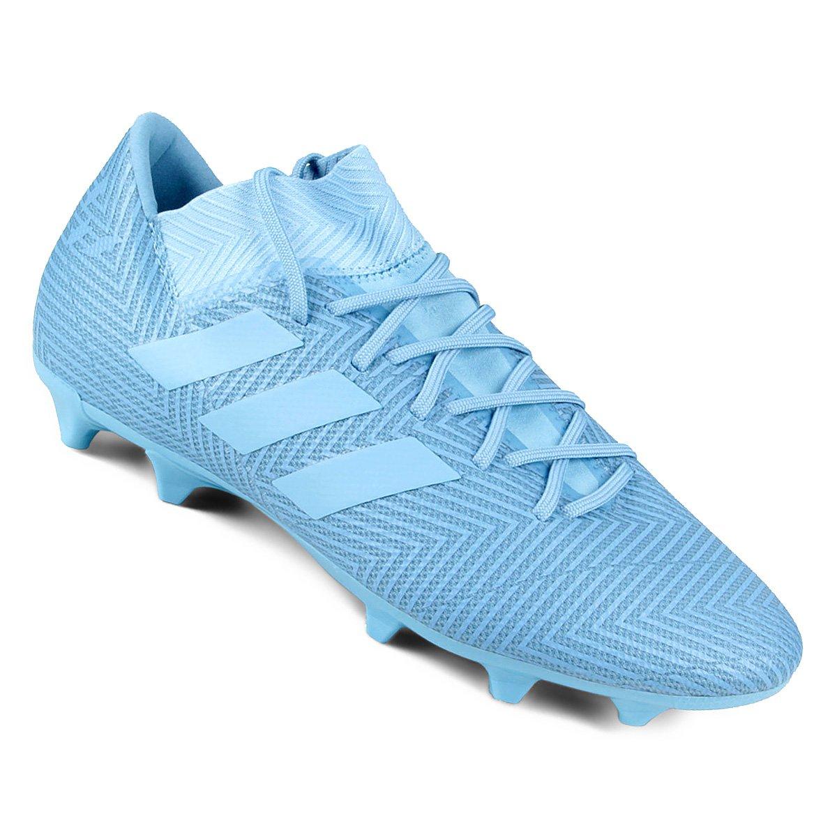 7154a448a7 Chuteira Campo Adidas Nemeziz Messi 18 3 FG