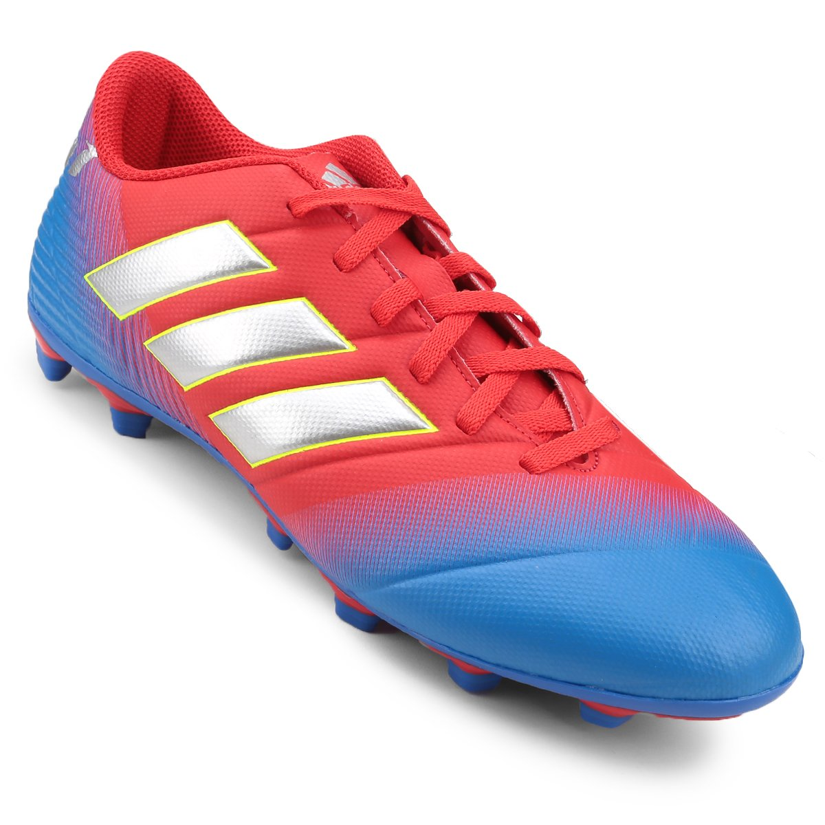 ff164908f3886 Chuteira Campo Adidas Nemeziz Messi 18 4 FG - Compre Agora