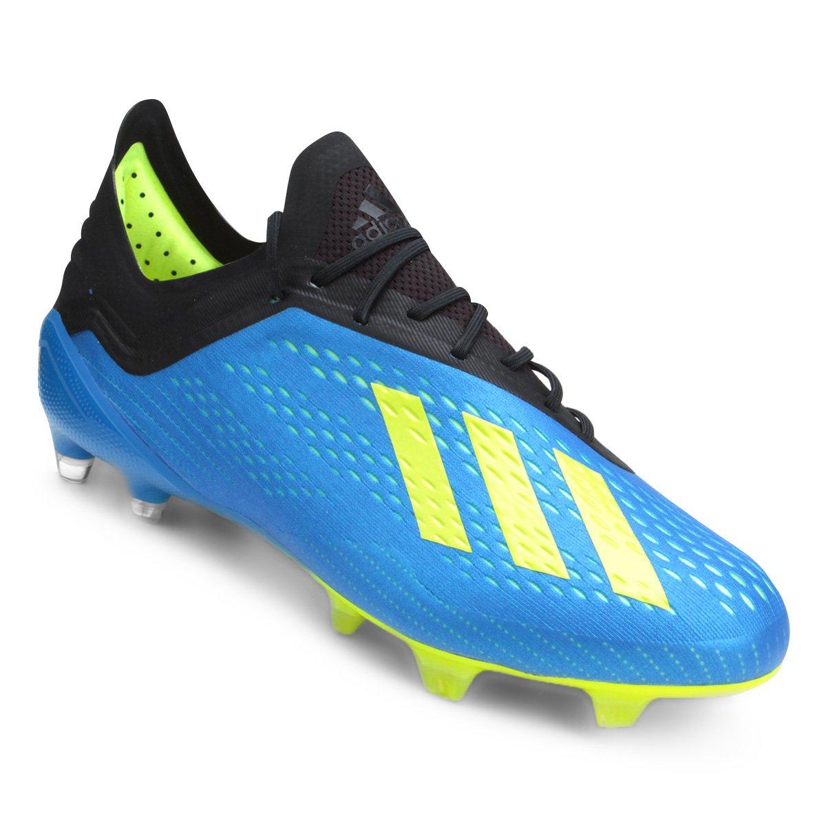 Chuteira Campo Adidas X 18 1 FG - Compre Agora  01c1424b739ab
