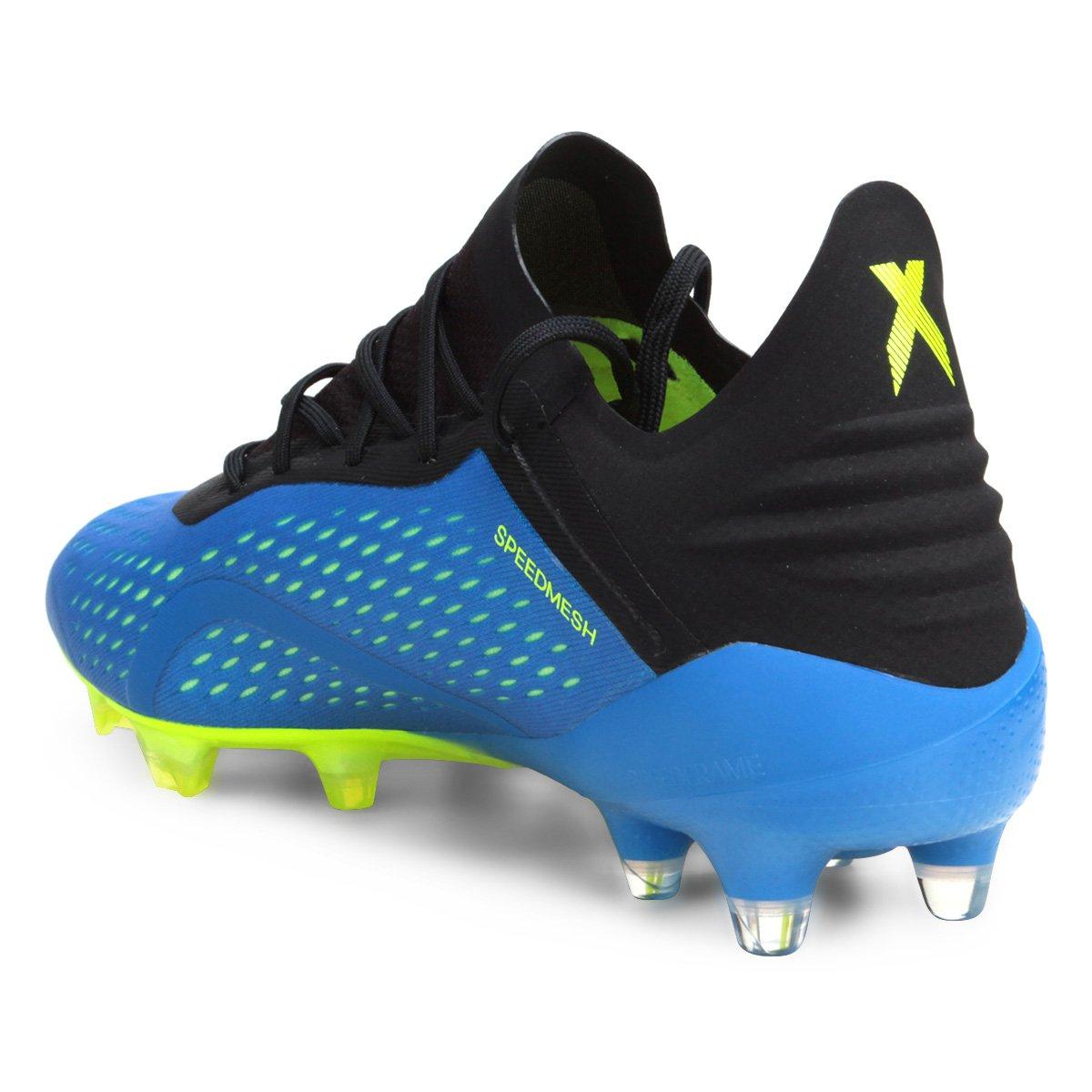 Chuteira Campo Adidas X 18 1 FG - Compre Agora  6507b3fbc97a3