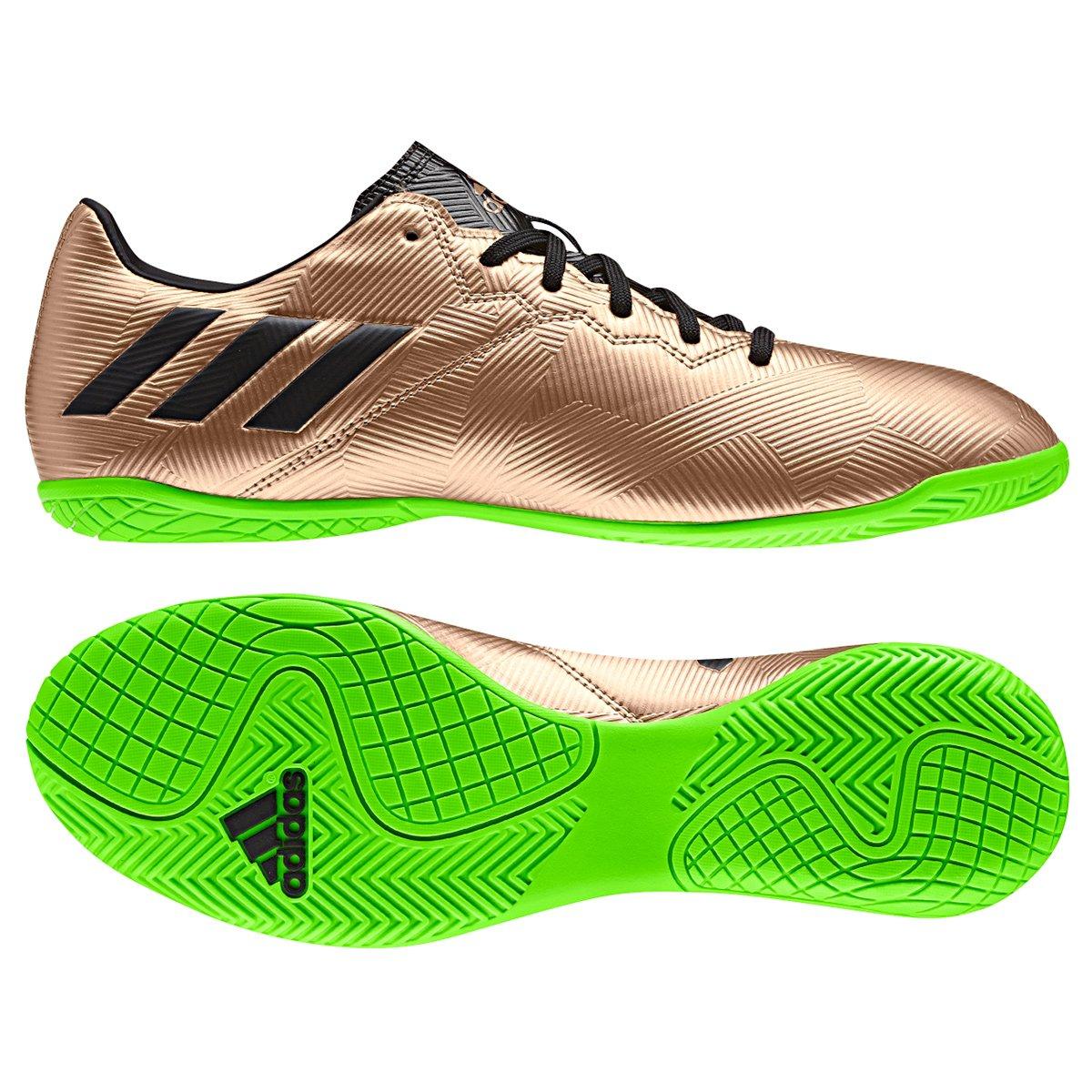 151482d63bc40 Chuteira Futsal Adidas Messi 16.4 IN Masculina - Compre Agora