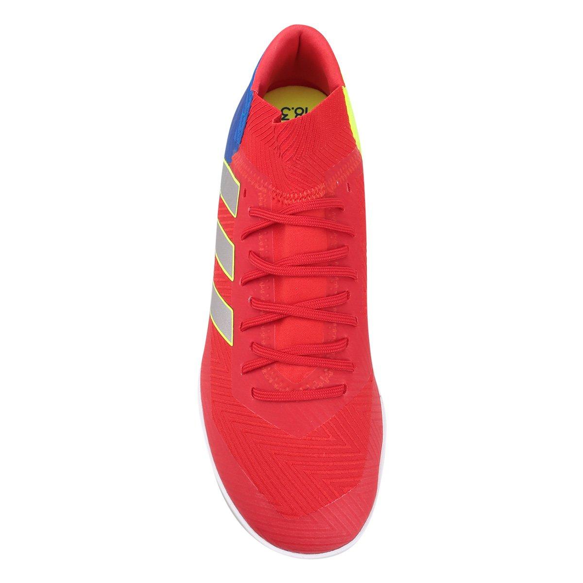 a154c716a9 Chuteira Futsal Adidas Nemeziz Messi 18 3 IN - Compre Agora