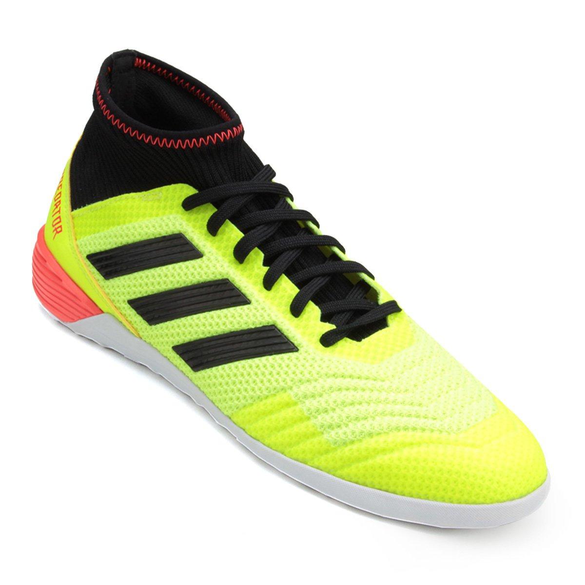 b0d10a6aab Chuteira Futsal Adidas Predator Tan 18 3 IN - Compre Agora