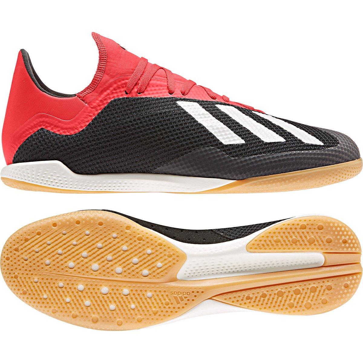 570e90837da Chuteira Futsal Adidas X 18 3 IN - Compre Agora