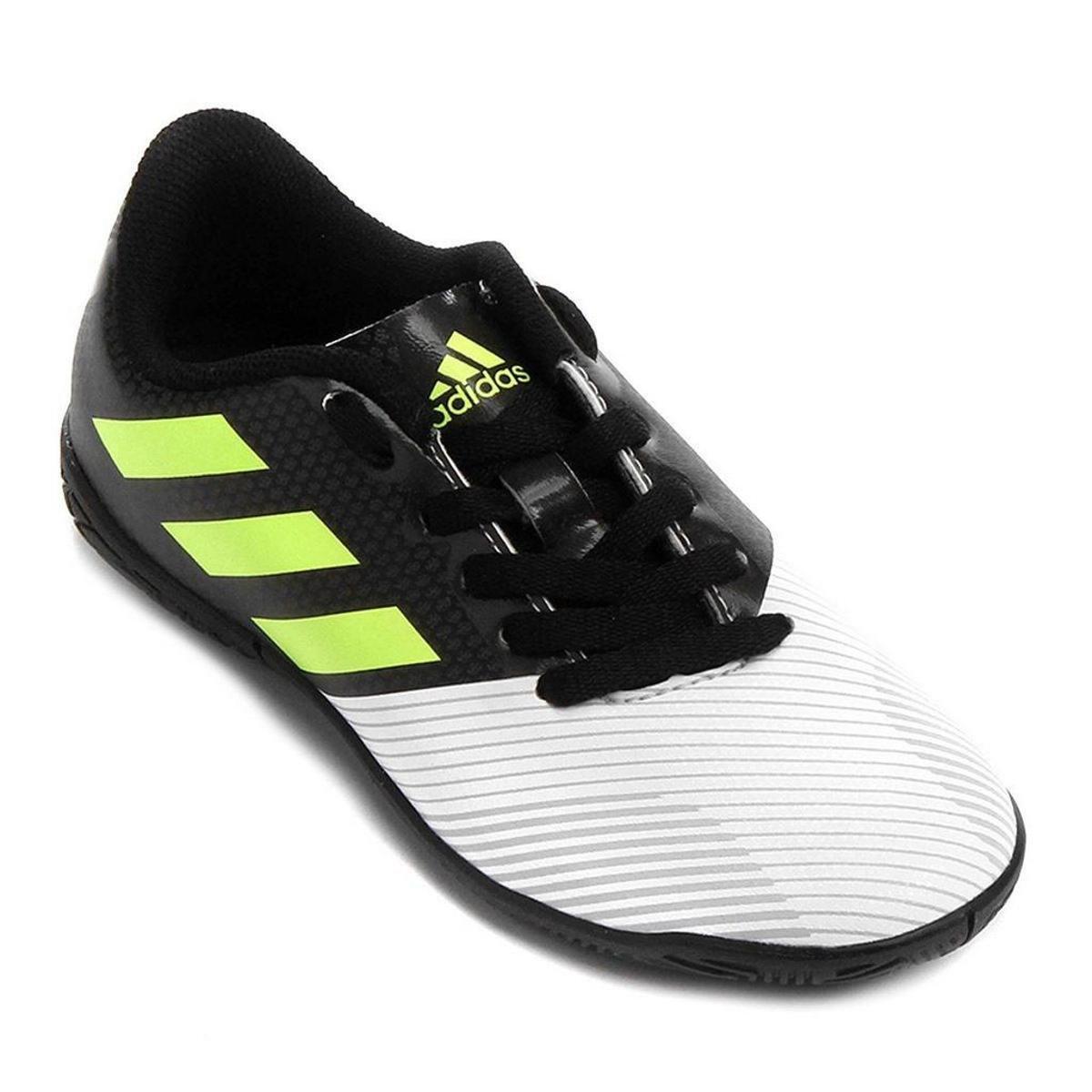 74b535c9f6 Chuteira Futsal Infantil Adidas Artilheira 17 IN