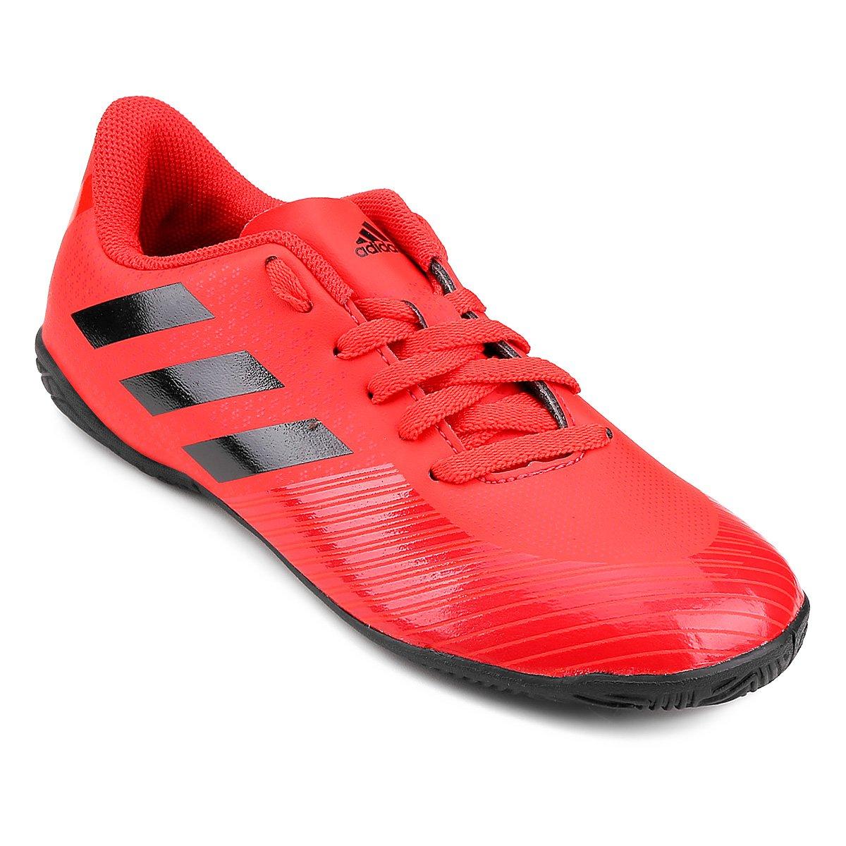 0c7a0f32da Chuteira Futsal Infantil Adidas Artilheira IN