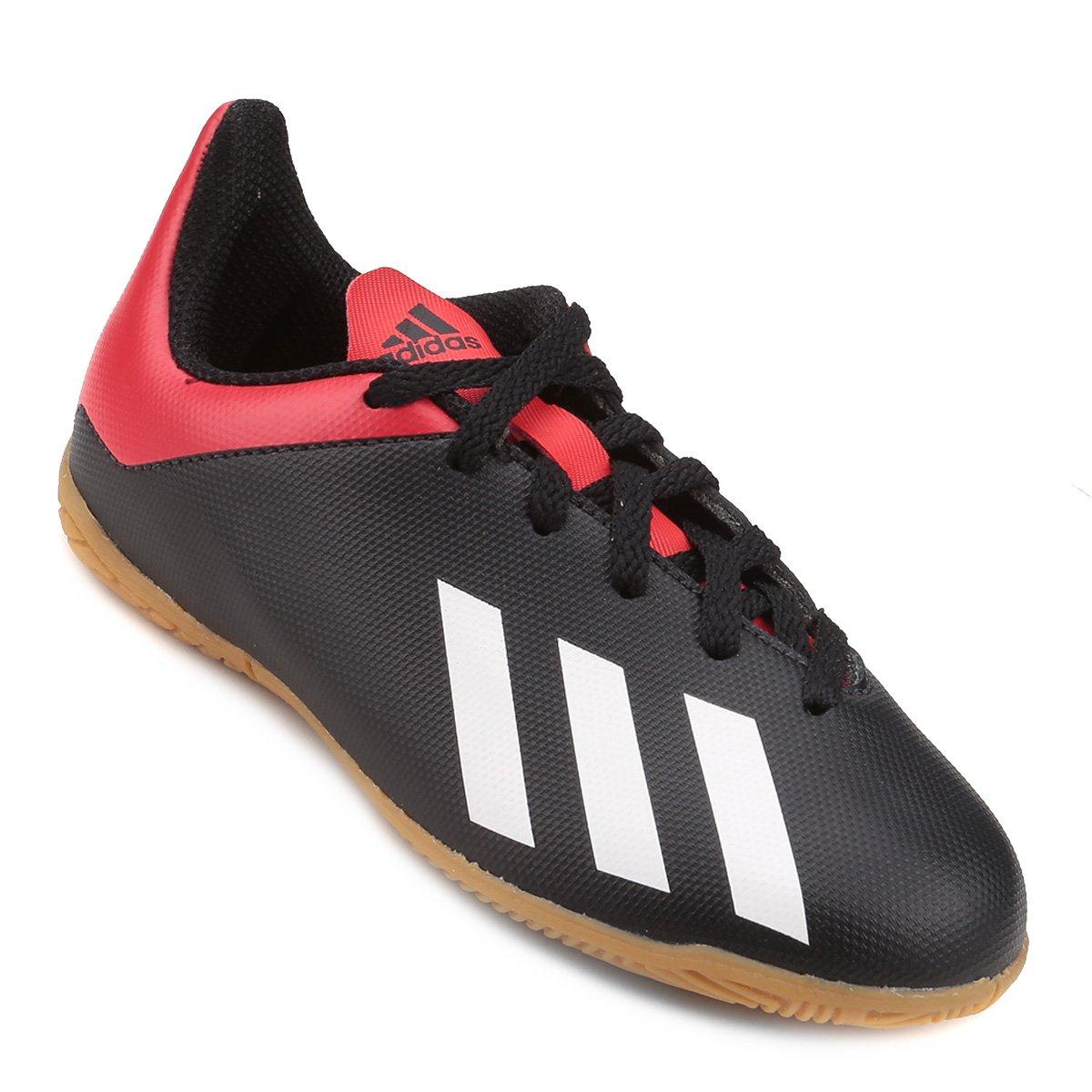 50ca387c7f1 Chuteira Futsal Infantil Adidas X 18 4 IN - Compre Agora