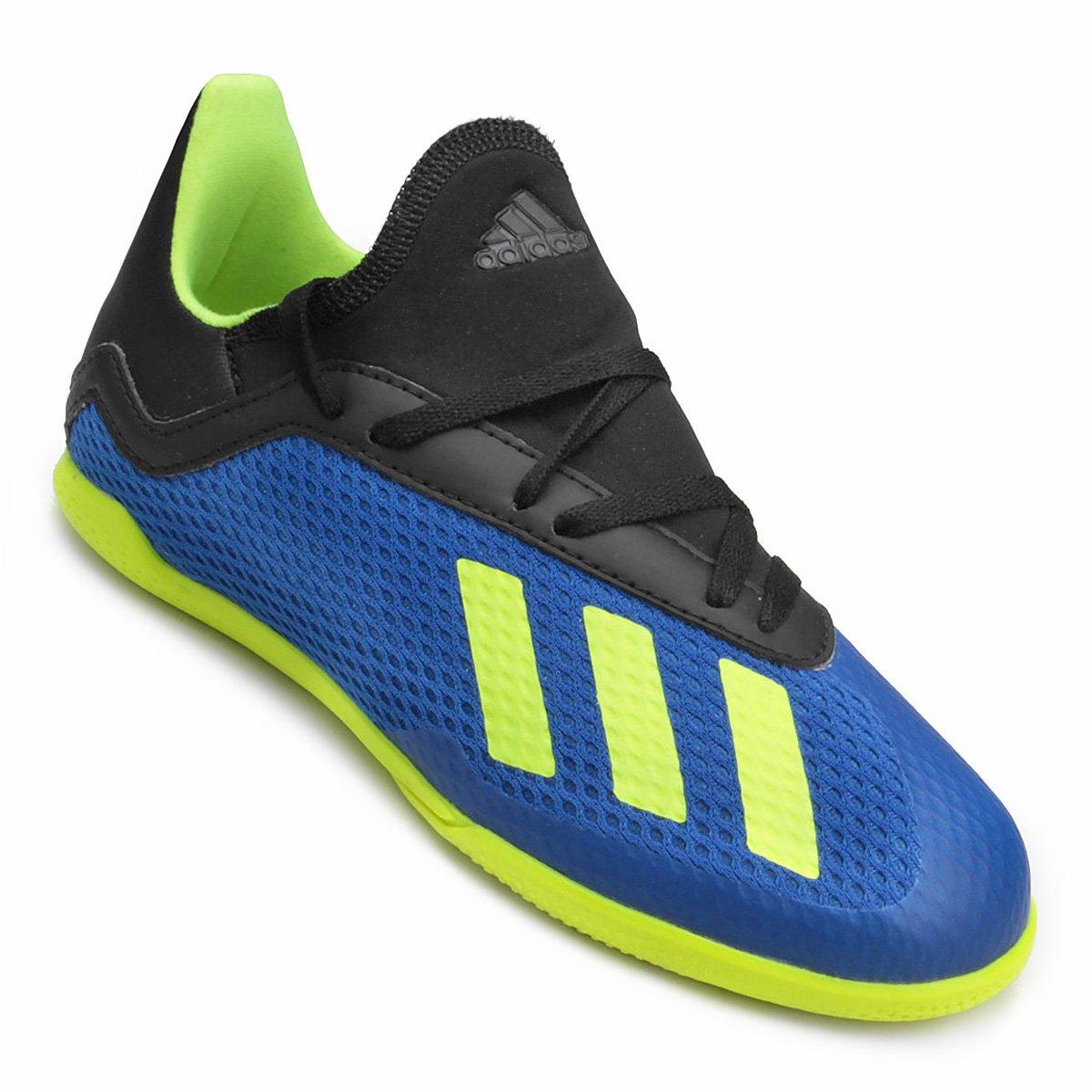 ccbc835c943d5 Chuteira Futsal Infantil Adidas X Tango 18 3 IN - Compre Agora