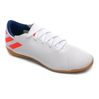 Chuteira Futsal Juvenil Adidas Nemeziz Messi 19 4 IN