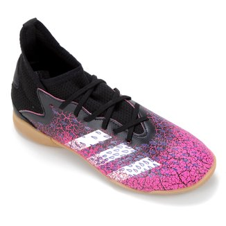 Chuteira Futsal Juvenil Adidas Predator Freak 3