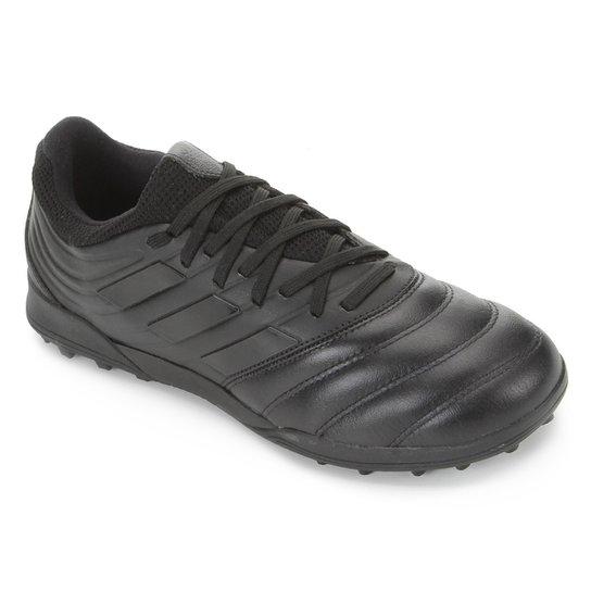 Chuteira Society Adidas Copa 20 3 TF - Preto