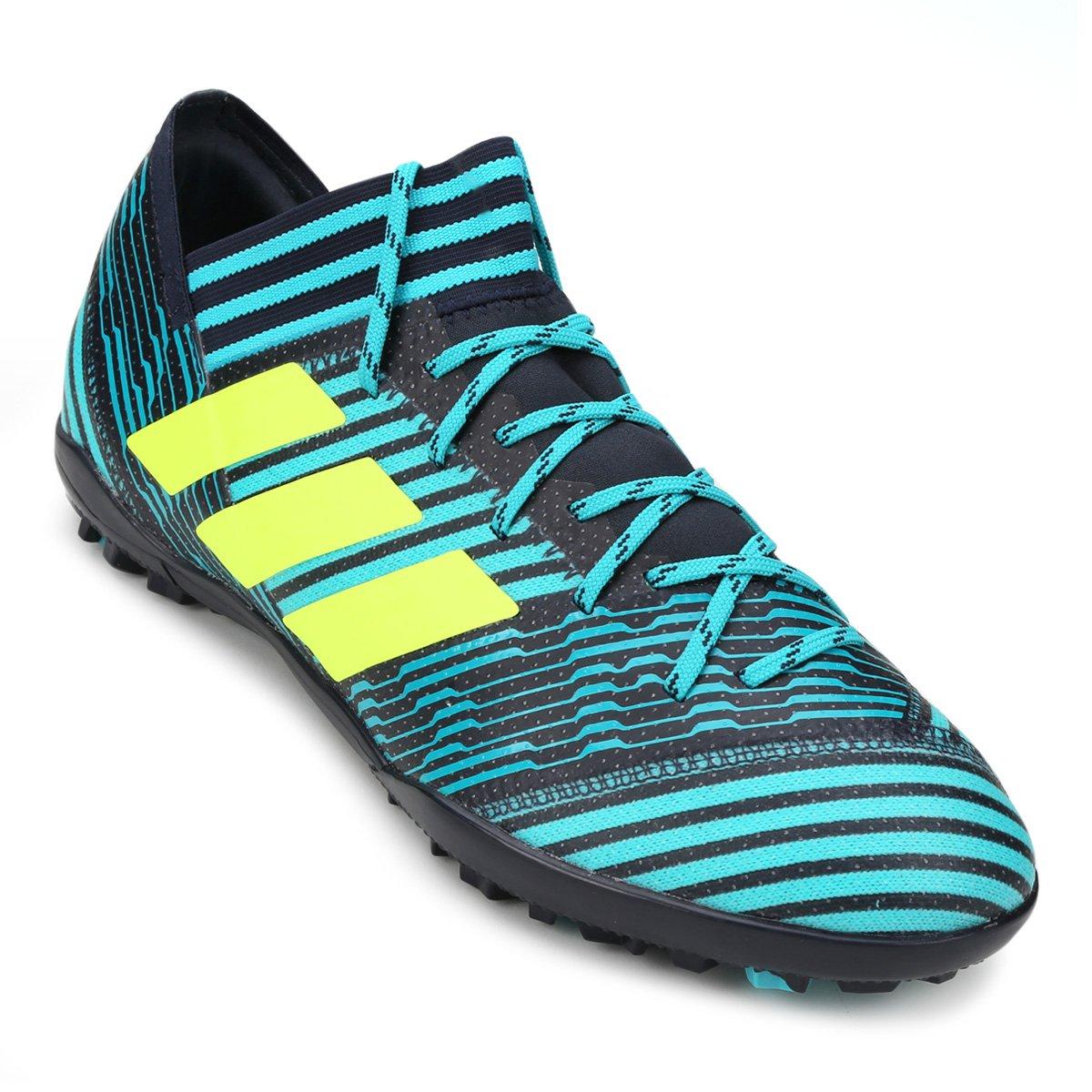 8eb6de6f22 Chuteira Society Adidas Nemeziz 17.3 TF - Compre Agora