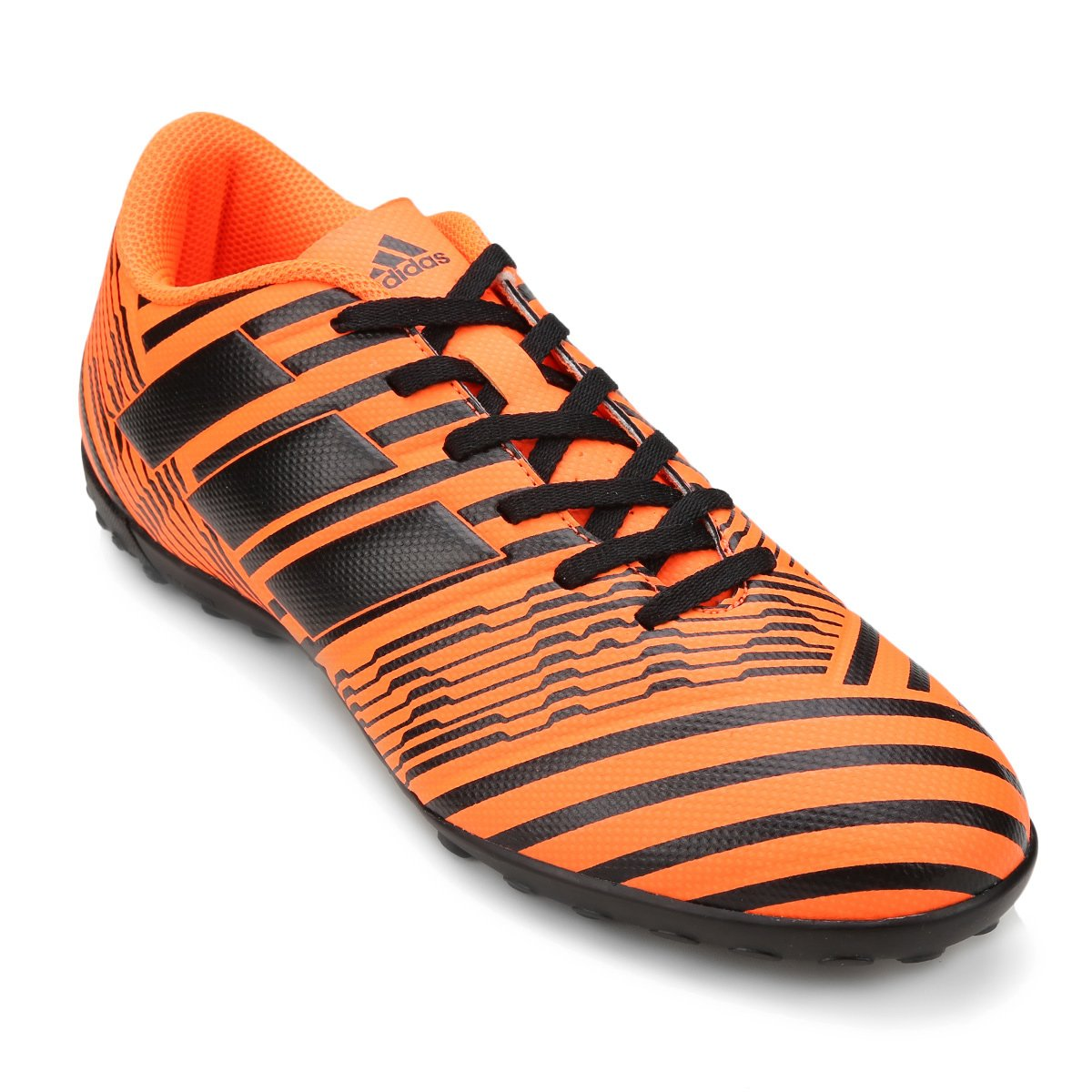 Chuteira Society Adidas Nemeziz 17.4 TF - Compre Agora  d5ec9fcc513e6