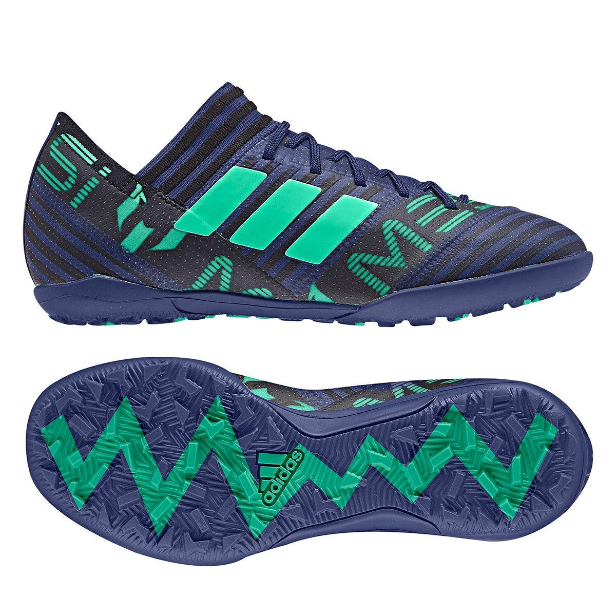 e6246f9355a Chuteira Society Adidas Nemeziz Messi 17 3 TF Infantil - Compre Agora