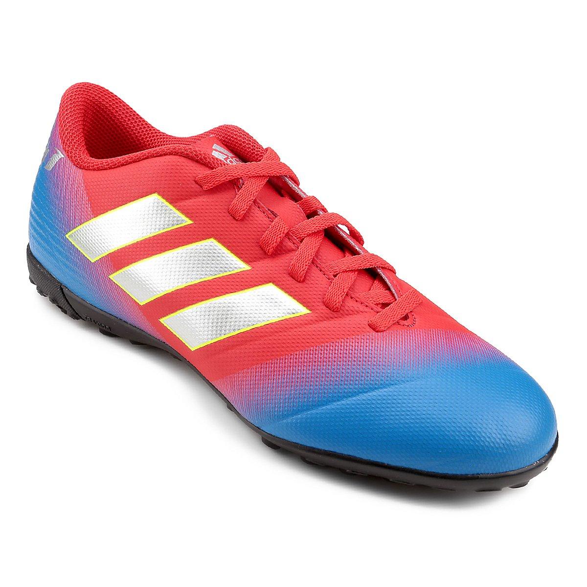 15c41256b9221 Chuteira Society Adidas Nemeziz Messi 18 4 TF - Compre Agora