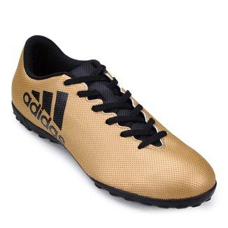 Chuteira Society Adidas X 17 4 TF