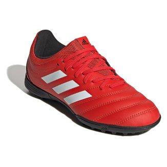 Chuteira Society Infantil Adidas Copa 20 3 TF Jr