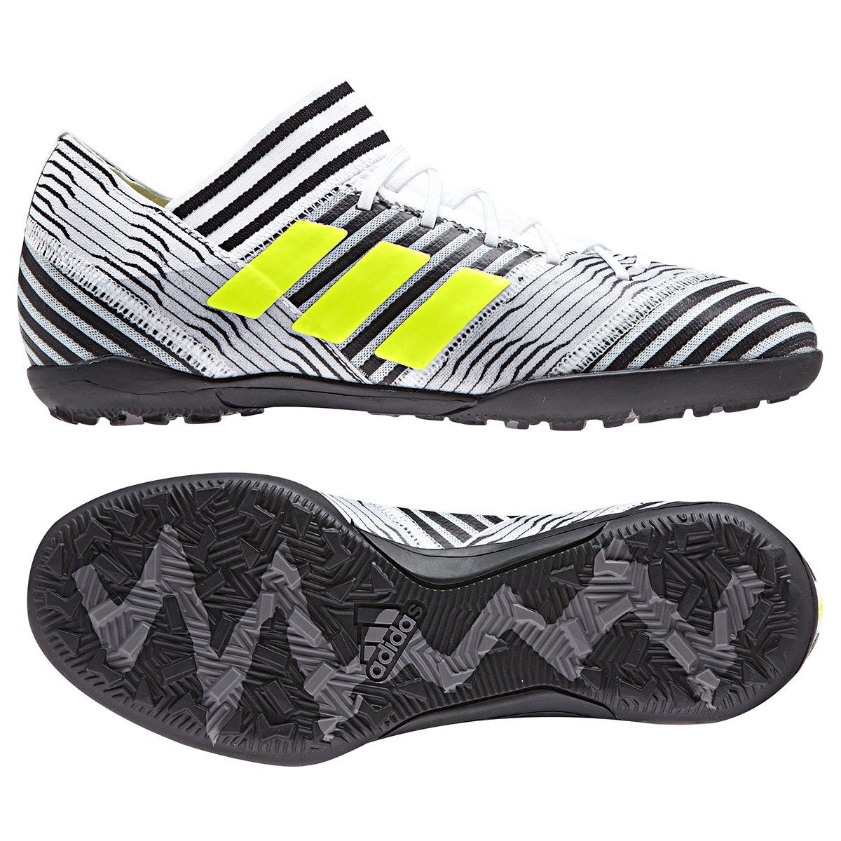 3bf7fb75c0 Chuteira Society Infantil Adidas Nemeziz 17.3 TF - Compre Agora ...