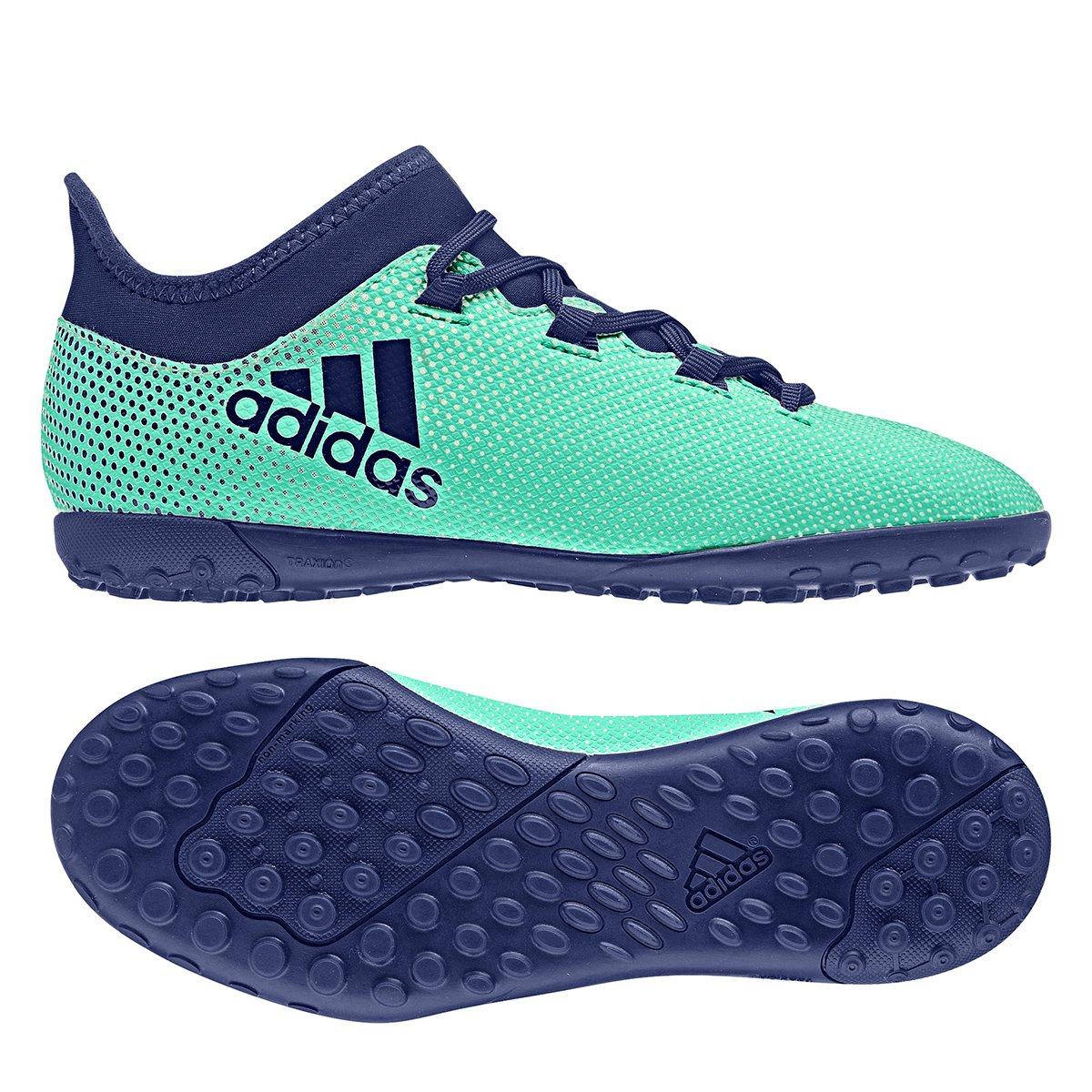 c341a949c5f8f Chuteira Society Infantil Adidas X 17.3 TF - Compre Agora