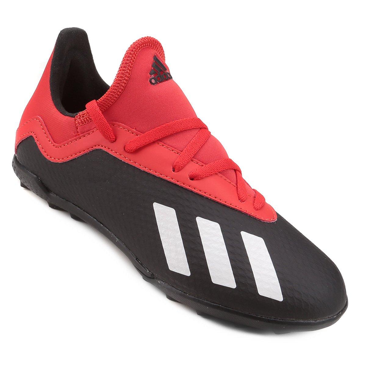 f6fccfff74 Chuteira Society Infantil Adidas X 18 3 TF - Compre Agora