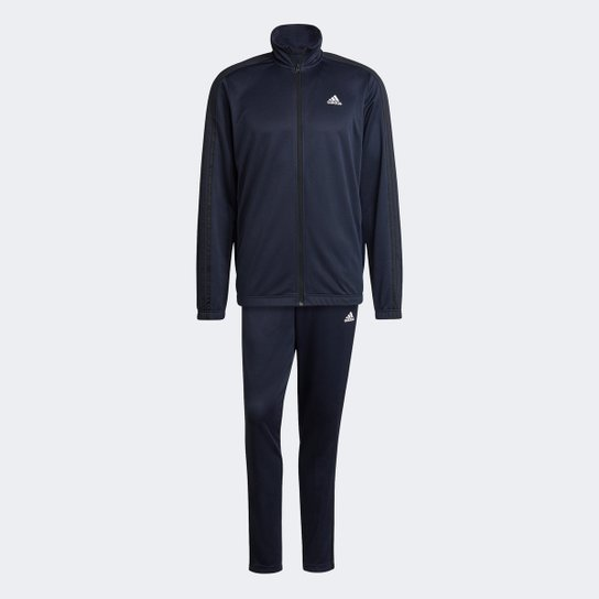 Conjunto Adidas Sportswear Tapered Masculino - Marinho