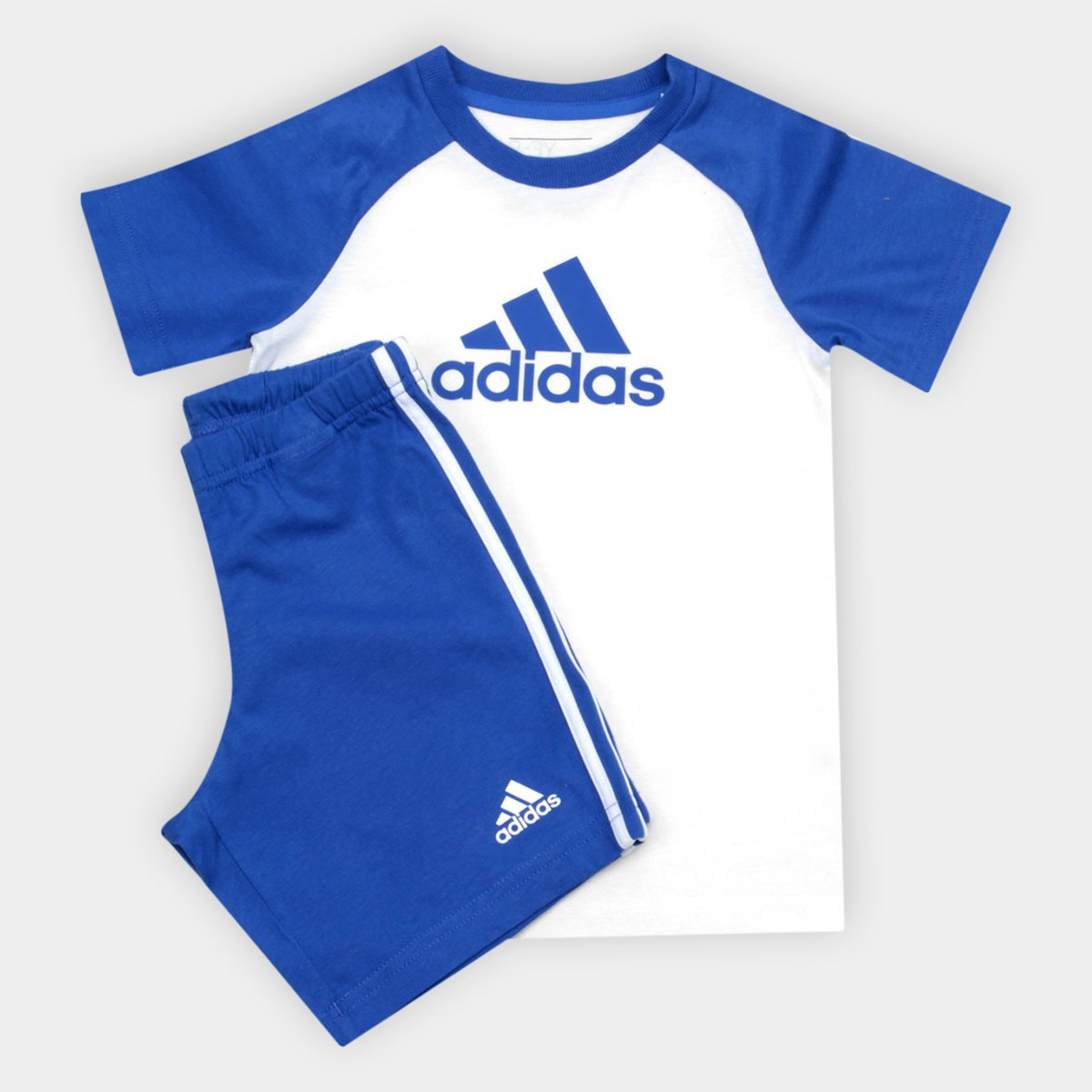 5919e1b19bd Conjunto Infantil Adidas I Sum Set - Compre Agora