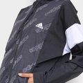 Jaqueta Corta Vento Adidas Fav Feminina