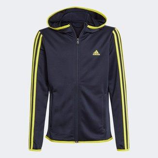 Jaqueta Infantil Adidas D2m 3S c/ Capuz Masculina