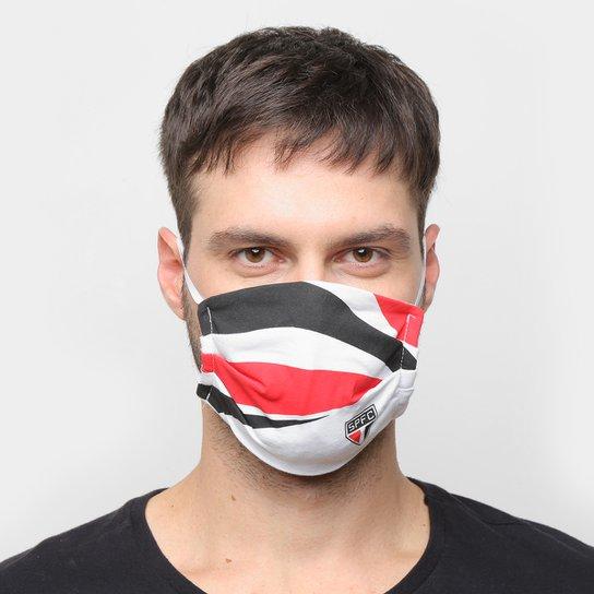 Máscara São Paulo Batbola Soberano - Branco