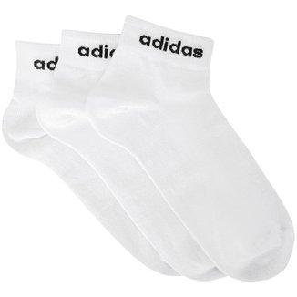 Meia Adidas BS Ankle 3 Pares