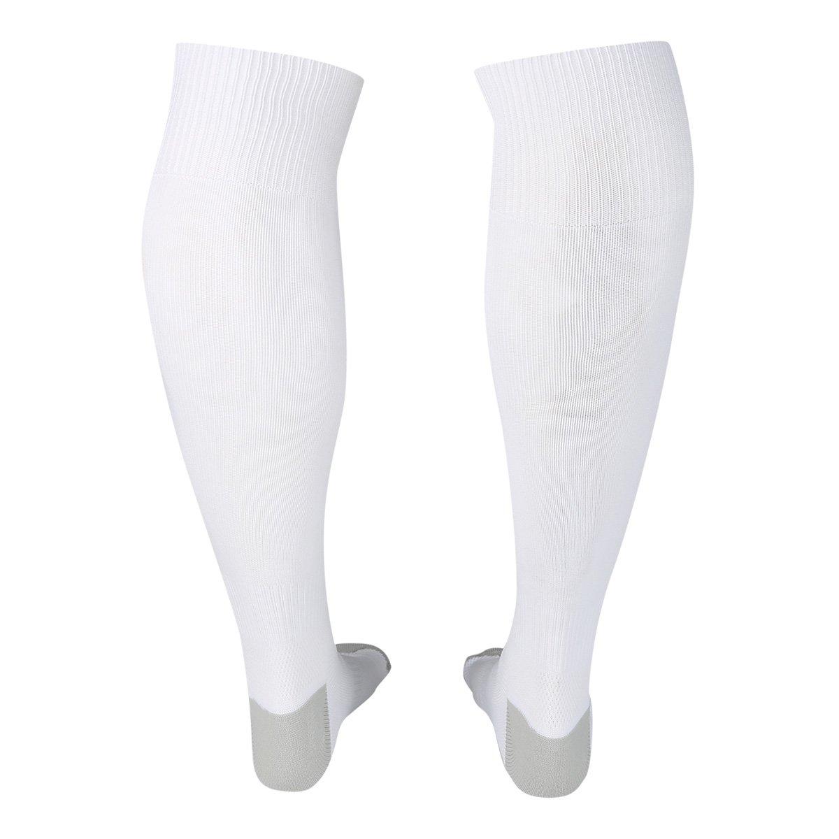 eefa2ececa Meião Adidas Milano 16 - Branco e Preto - Compre Agora