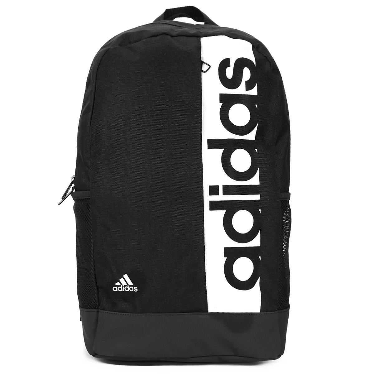 Mochila Adidas Essential Linear Masculina - Compre Agora  7e5a85f1f3da4