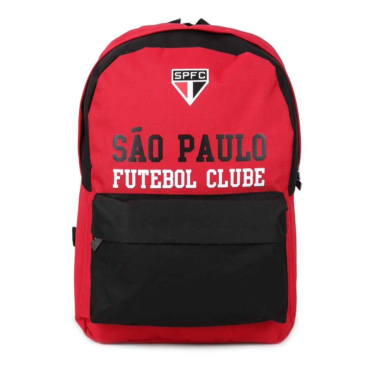 a72f02cd55b Mochila São Paulo Medium FC 17 - Compre Agora