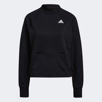 Moletom Adidas Aeroready Feminino