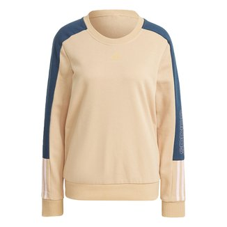 Moletom Adidas Color Block Feminino
